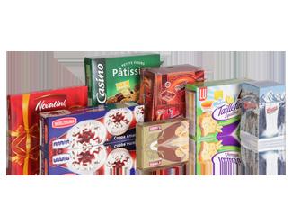 Produse de patiserie și produse alimentare